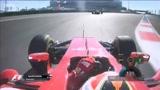 Kimi Raikkonen - Sochi, FP2 (Onboard)