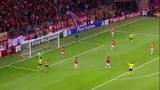 Galata - Dortmund 0:3 HT