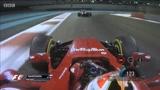 Kimi Raikkonen - Abu Dhabi, Race (Onboard)