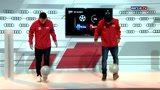 Messi vs Neymar dekázóverseny