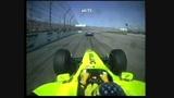 Jean Alesi - Indianapolis 2001 (Onboard)