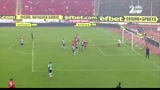 10' CSKA - Cherno More 1:0