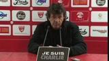 Nimes - Valenciennes : conférence