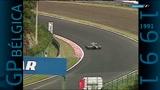 Spa 1991 - Alesi vs. Senna vs. Mansell - 01
