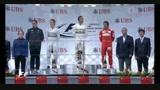 F1 2014 China-The Podium (Hunagarian)