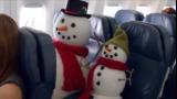 Karácsonyi repülésbiztonsági videó