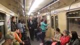 """""""Keleti kényelem"""" avagy ruszki metrózás"""