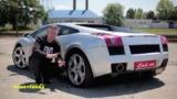 Lamborghini Gallardo teszt - SportVerda
