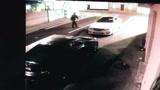 J�l pof�n v�gta az aut�tolvajt a Mercedes