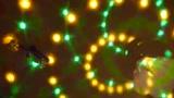 RGB LED Magic diszkó gömb és USB/SD MP3 leját