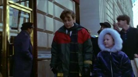 Gézengúzok karácsonya (All I want for Christmas), amerikai vígjáték, 92 perc
