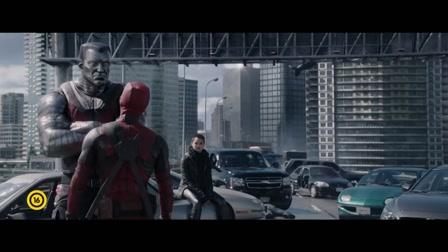 Deadpool HD amerikai akciófilm, 106 perc