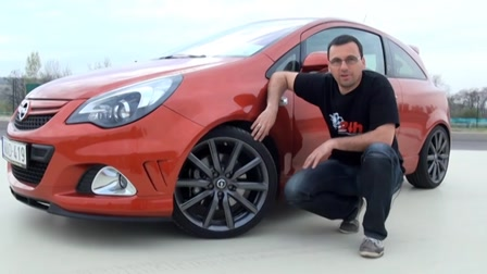 Opel Corsa OPC - teszt