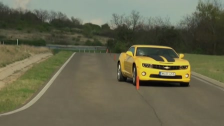 Chevrolet Camaro - teszt
