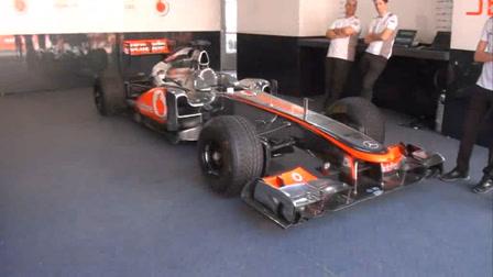 Kulisszatitkok a McLarentől