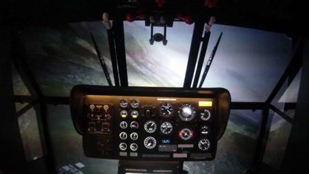 Repülésre kényszerítettünk egy helikoptert