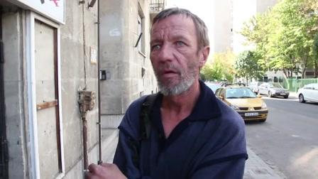Gazdasági válság a hajléktalanoknál