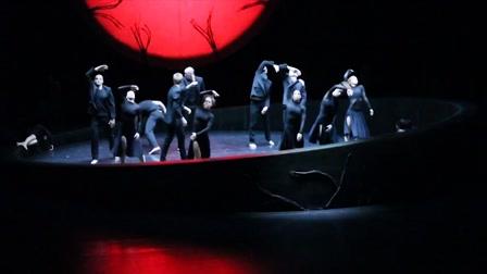 A táncművész: Czár Gergely