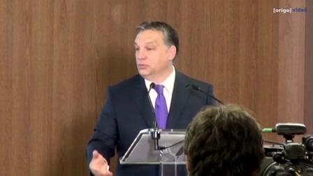 Orbán Viktor értékelte a kormányt
