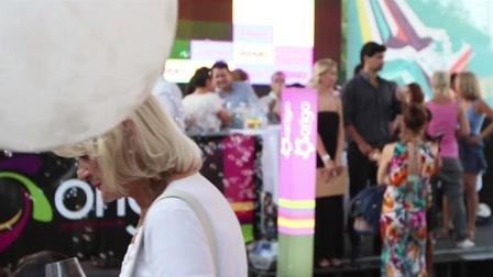 Pezsgés a Buborék fesztiválon