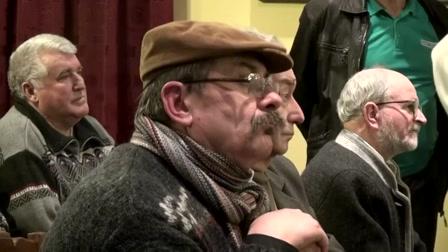 Vadai Ágnes lakossági fóruma Esztergomban