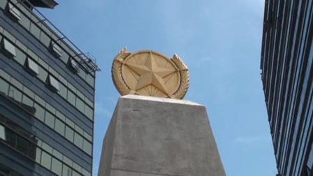 Új szovjet emlékmű Budapesten