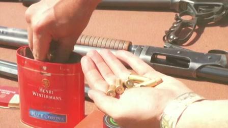 Cowboy Action Shooting a magyar ugaron
