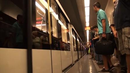 Elindult az új metró