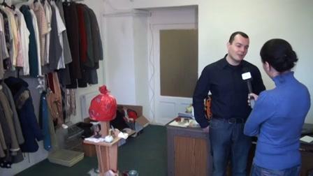 Adománybolt nyílt Budapesten