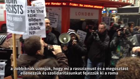 A Jobbik Londonban
