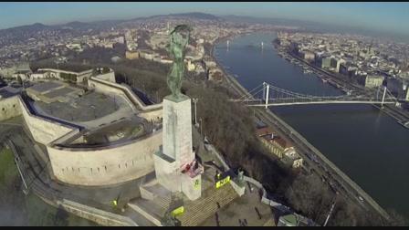 Megpaksolták a Szabadság-szobrot