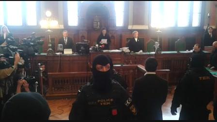 11 év börtönre ítélték Portik Tamást